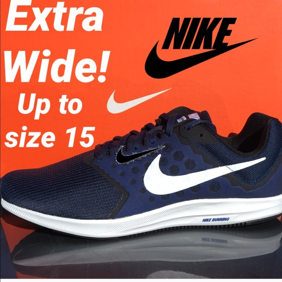 New Mens Nike In Extra Wide For Extra